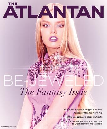 Atlantan November 2012 Cover